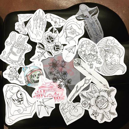 Justin Sims Custom Drawings